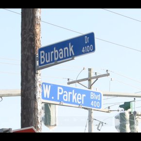 New stoplight at W. Parker and Burbank helps answer LSU's traffic issues