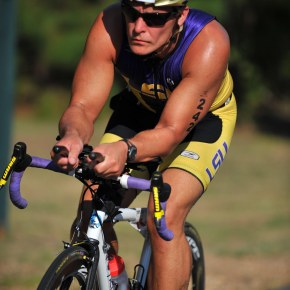 LSU PhD student cycles his way to recovery