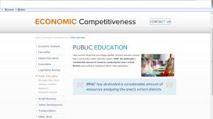 The BRAC's drafted strategic plan is located on their website. Tatman said the critical component of the strategic plan is allowing for community involvement.