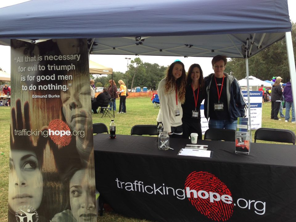 Human Trafficking Hope Trafficking Hope Volunteers