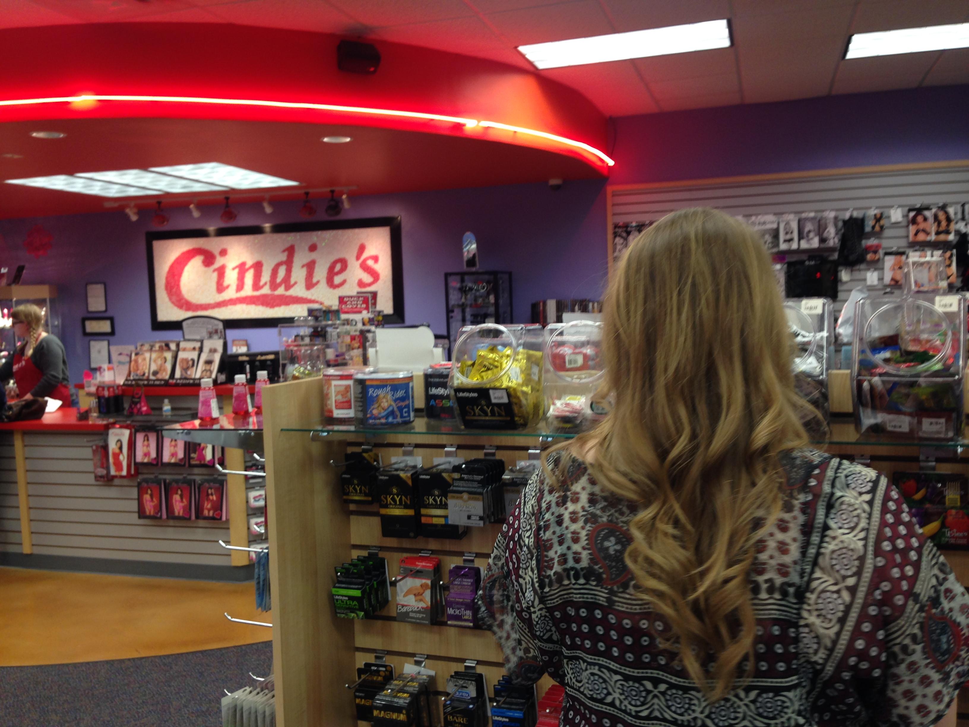 Cindies sex store in houston